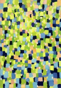 Vika Matison Oil, cardboard. 100 x 70. 2013