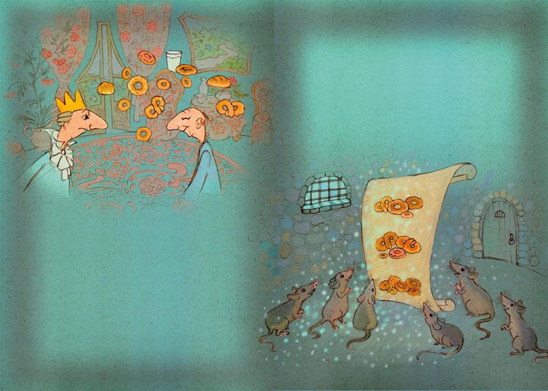 иллюстрации к сказке улитка и розовый куст